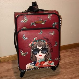 Nicole lee suitcase